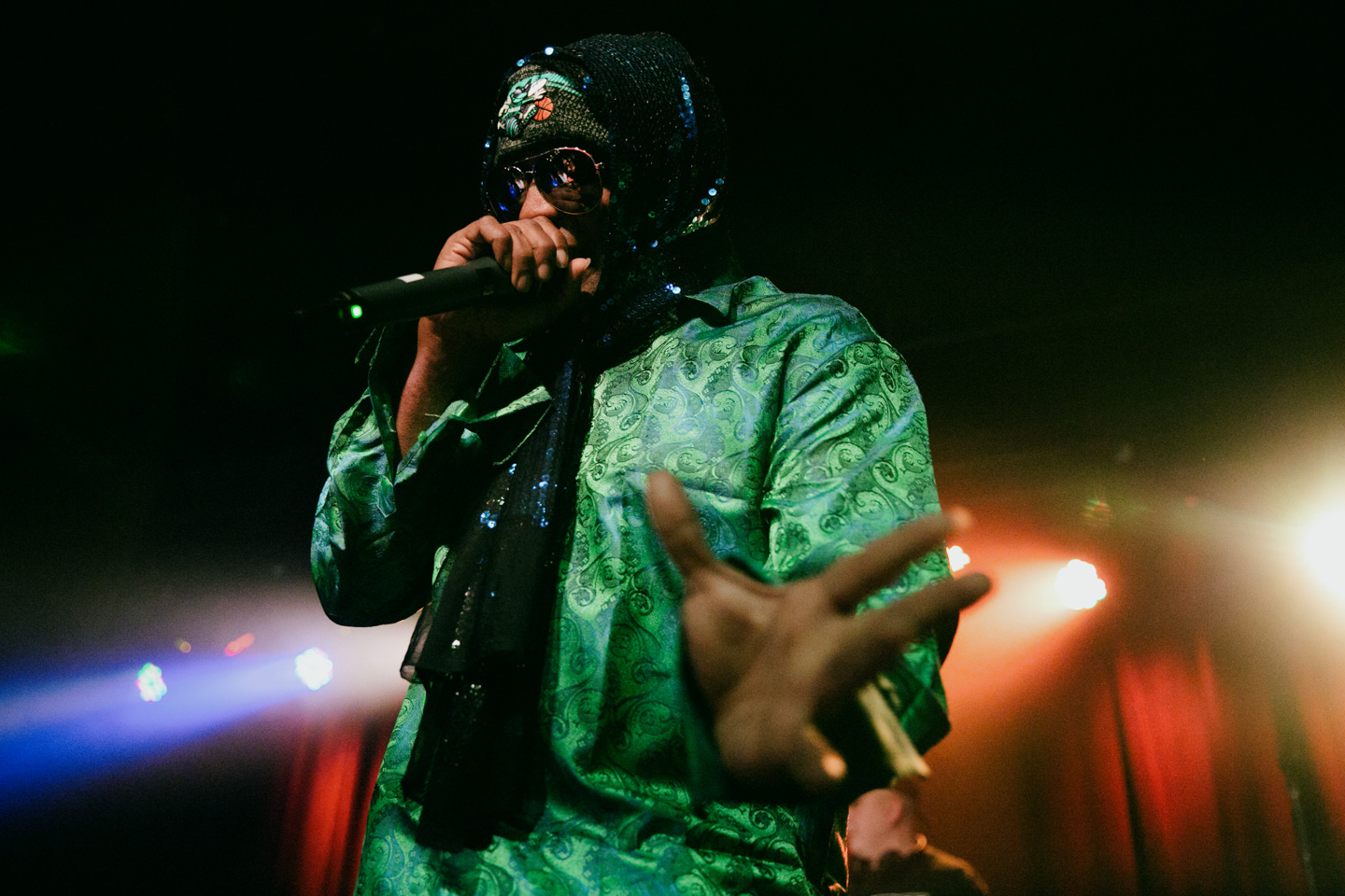 Kool Keith at The Basement East