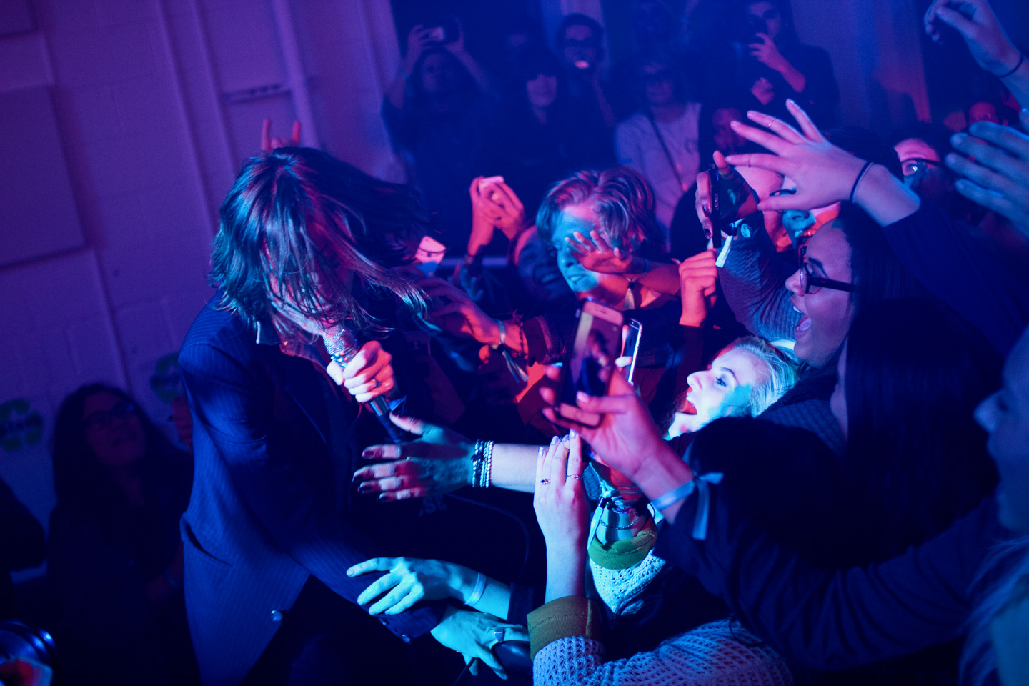 Cage the Elephant at Studio 615