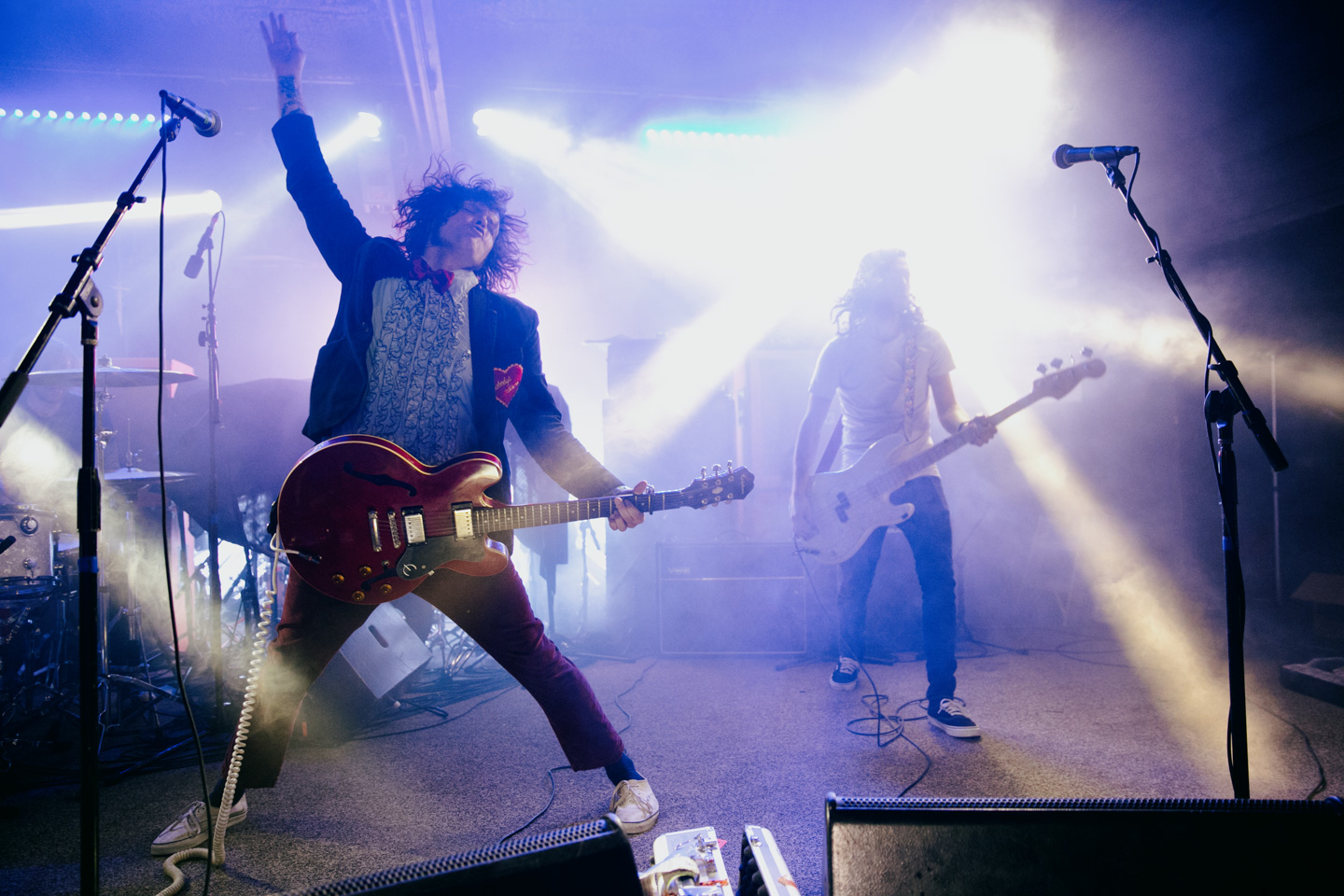 Beach Slang at Empire Garage